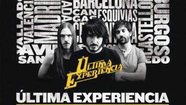 Sorteo de entradas para ver a Última Experiencia en El Sol de Madrid
