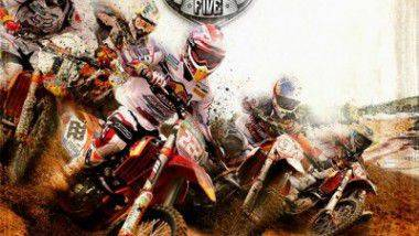 Red Bull Give Me Five Motocross 2013