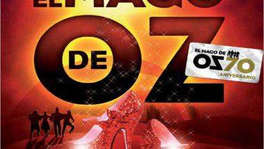El musical 'El Mago de Oz', en Madrid