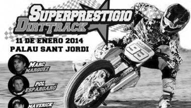 Entradas para el Superprestigio Dirt Track de Barcelona