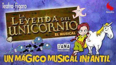 'La leyenda del Unicornio': Un musical para toda la familia en Madrid