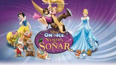 Disney On Ice: Durante 2014 en Zaragoza, Valencia, Barcelona y Madrid