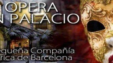 Todos los jueves ópera en el Palau Dalmases