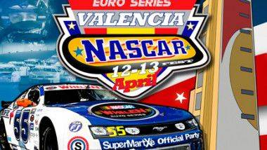 Valencia Euro Nascar Fest 2014 en el Circuito de Cheste