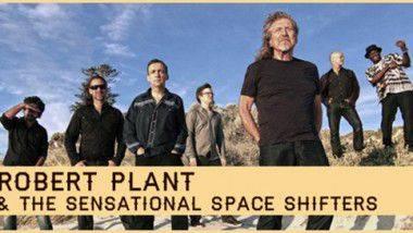 Robert Plant, en Bilbao, Cartagena, Málaga y Madrid