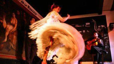 Noches Brujas Flamenco 2014 en Corral de la Morería