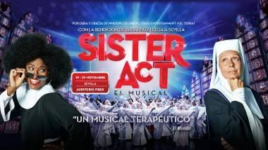 'Sister Act, El Musical', en octubre llega a Barcelona