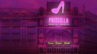 El musical 'Priscilla, reina del desierto', en Nuevo Teatro Alcalá de Madrid