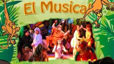 El musical 'El libro de la selva' está de gira por España