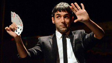 Antonio Díaz inunda Barcelona de magia en septiembre con 'La gran Ilusión'