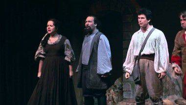 El musical '1714, Crònica d´un setge' vuelve al Jove Teatre Regina de Barcelona