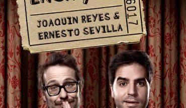 Joaquín Reyes y Ernesto Sevilla presentan 'Ensayos' en Teatro La Latina