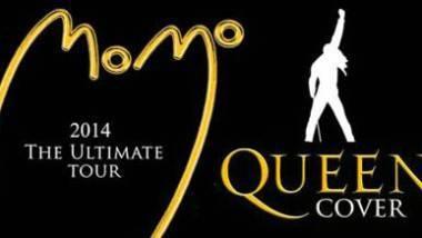 Gira del grupo tributo a Queen, Momo