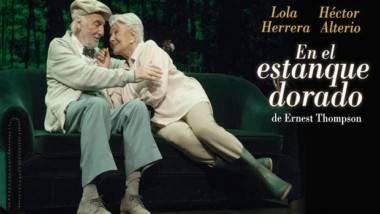 'En el estanque dorado' vuelve a los teatros de Madrid, Jerez y Barcelona