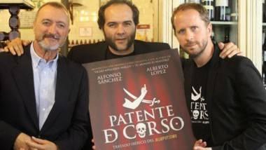 'Patente de Corso' de Pérez-Reverte, llevada al teatro