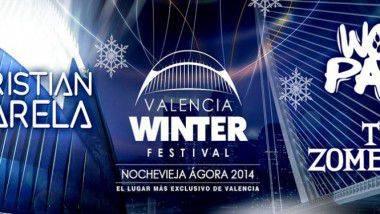 Valencia Winter Festival en Ágora Live de la Ciudad de las Artes y las Ciencias