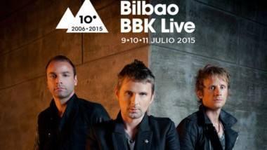 Muse es la primera confirmación para el Bilbao BBK Live 2015