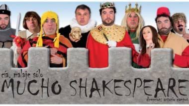 'Mucho Shakespeare' en la Sala Cero de Sevilla hasta el 8 de diciembre