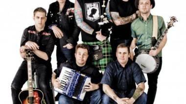 Dropkick Murphys actuarán en Madrid y Barcelona en dos conciertos únicos en febrero de 2015