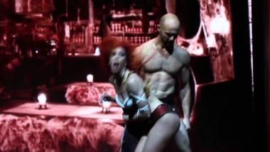 'El Molino Showtime': Burlesque, cabaret y acrobacias en Barcelona
