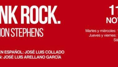 'Punk Rock', de La Joven Compañía, en Centro Cultural Conde Duque de Madrid