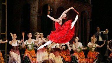 El Ballet Imperial Ruso en Teatro Compac de Gran Vía con 'Don Quijote' del 20 al 25 de enero