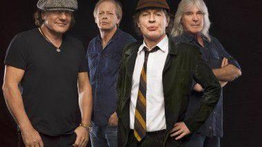 AC/DC visitarán Madrid y Barcelona en mayo de 2015
