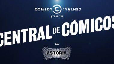 Programación de de enero a abril en Central de Cómicos Live en Barcelona