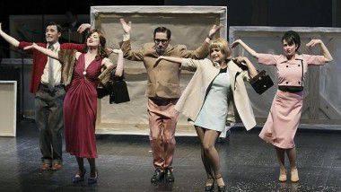 'Merda d'artista, el musical' en Teatre Barts de Barcelona