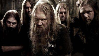 Amon Amarth estarán actuando en España en febrero de 2015