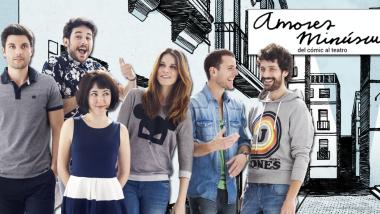 Segunda temporada de 'Amores Minúsculos' en Teatro Lara de Madrid