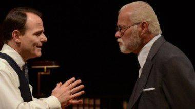 'La sesión final de Freud', en Teatro Español de Madrid