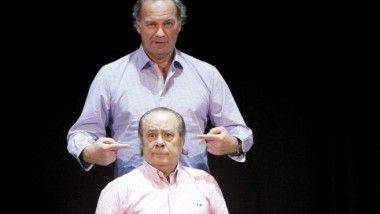 '2 caras duras en crisis' en Teatre Borràs de Barcelona