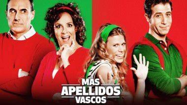 'Más apellidos vascos' en Teatro Marquina de Madrid a partir del 15 de enero