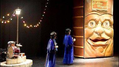 'El gran libro mágico' en Teatro La Latina de Madrid