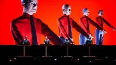 Concierto de Kraftwerk en Barcelona en 2015