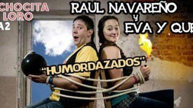'Humordazados' con Eva Lendínez y Raúl Navareño en La Chocita del Loro
