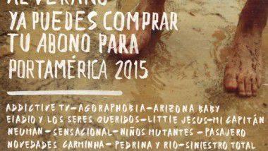 Festival PortAmérica Rías Baixas 2015: Primeras incorporaciones y abonos