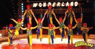 Últimos días de Circo Wonderland en Valencia