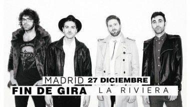 Miss Caffeina cierra la gira 'De polvo y flores' el 27 de diciembre en Madrid