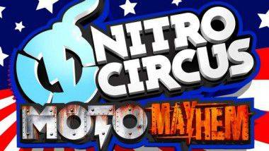 Nitro Circus Moto Mayhem, en Madrid en 2015