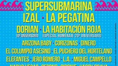 Supersubmarina encabeza del cartel del SanSan Festival 2015