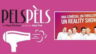 'Pels pèls', en Teatre Condal de Barcelona desde febrero hasta abril