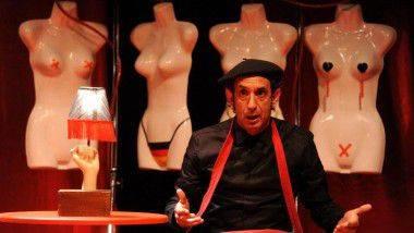 'Arte de las putas. Una historia de amor', hasta el 8 de febrero en Teatro Fernán Gómez de Madrid