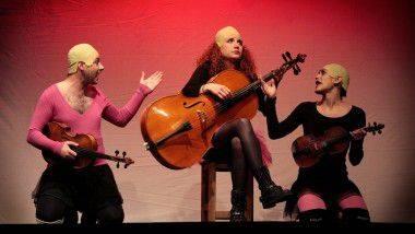 Treta Trio en Sevilla con 'La muerte de la oveja'