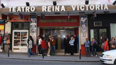 Agenda Teatro Reina Victoria de Madrid para los meses de febrero y marzo
