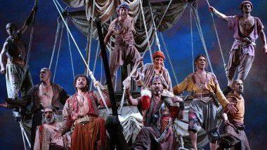 'Mar i Cel': Un choque de culturas en Teatre Victoria de Barcelona
