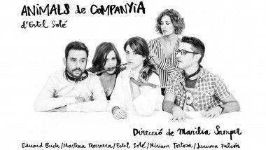 'Animals de companyia' en Club Capitol de Barcelona en febrero