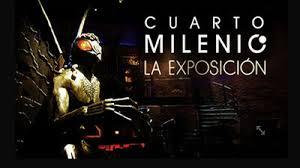 La exposición 'Cuarto Milenio' en Madrid durante abril