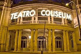 Teatre Coliseum: agenda para los meses de febrero a abril